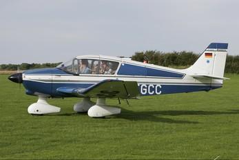 D-EGCC - Private Robin DR.253