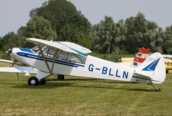 G-BLLN - Private Piper PA-18 Super Cub