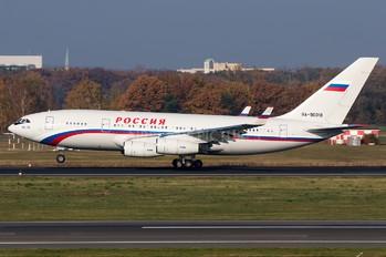 RA-96018 - Rossiya Ilyushin Il-96