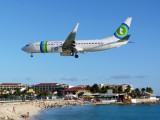 9Y-TJR - Caribbean Airlines  Boeing 737-800 aircraft
