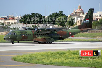 AX 2901 - Indonesia - Air Force Casa C-295M