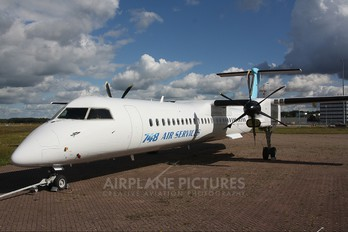 5Y-SMJ - 748 Air Services de Havilland Canada DHC-8-400Q Dash 8