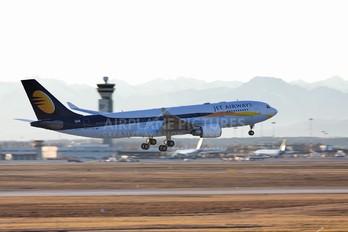 VT-JWK - Jet Airways Airbus A330-200