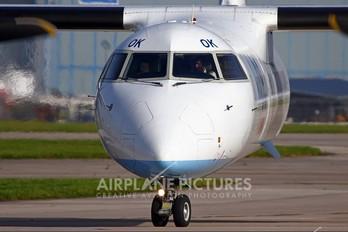 G-ECOK - Flybe de Havilland Canada DHC-8-400Q / Bombardier Q400