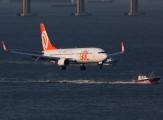 PR-GUR - GOL Transportes Aéreos  Boeing 737-800 aircraft