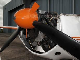 G-MVZZ - Private AMF Microflight Chevron 2-32