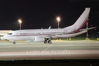 9H-BBJ - Private Boeing 737-700 BBJ