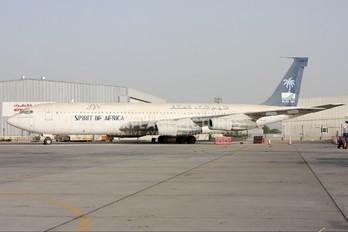 5Y-BRV - Blue Nile - Spirit of Africa Boeing 707-300
