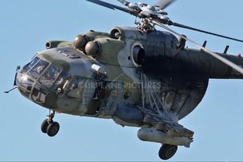 9892 - Czech - Air Force Mil Mi-171