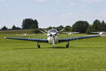 D-EIAW - Private Beechcraft 35 Bonanza V series