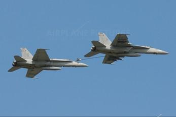166832 - USA - Navy McDonnell Douglas F/A-18F Super Hornet