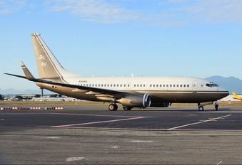 N88WR - Private Boeing 737-700 BBJ