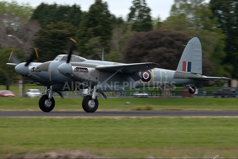 ZK-MOS - Private de Havilland DH. 98 Mosquito FB.26