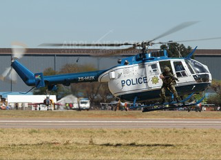 ZS-HUX - South Africa - Police MBB Bo-105CBS