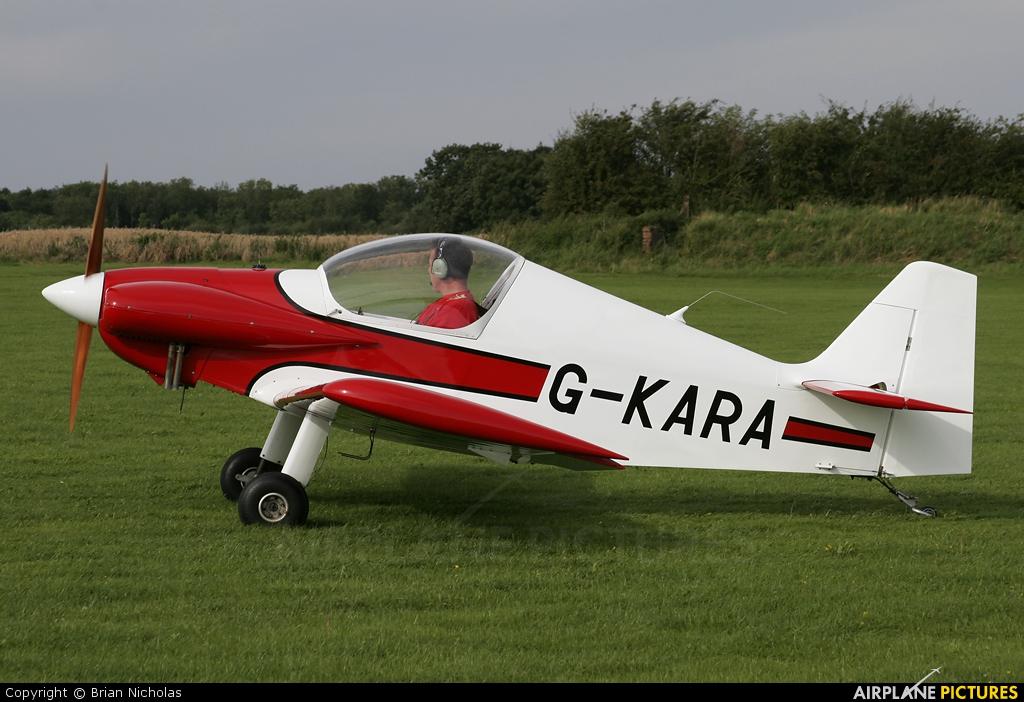 Private G-KARA aircraft at Northampton / Sywell