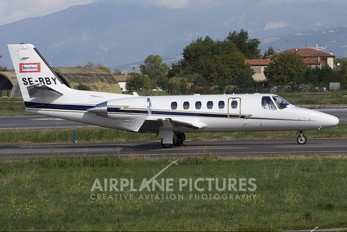 SE-RBY - Private Cessna 550 Citation Bravo