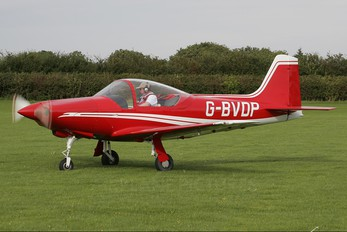 G-BVDP - Private Falco F8