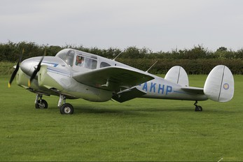 G-AKHP - Private Miles M.65 Gemini