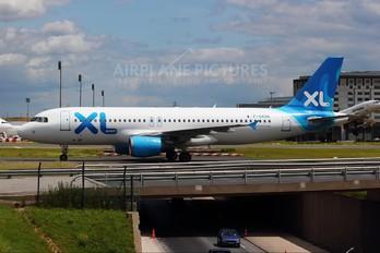 F-GKHK - XL Airways France Airbus A320