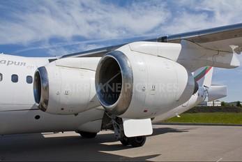 LZ-TIM - Bulgaria Air British Aerospace BAe 146-100/Avro RJ70
