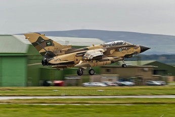 704 - Saudi Arabia - Air Force Panavia Tornado - IDS