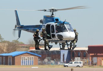 ZS-RGT - South Africa - Police Aerospatiale AS350 Ecureuil / Squirrel