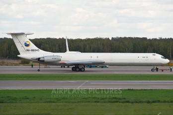 RA-86945 - KAPO Ilyushin Il-62 (all models)