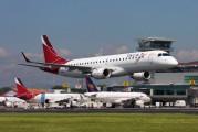 N935TA - TACA Embraer ERJ-190 (190-100) aircraft