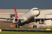 TC-JRM - Turkish Airlines Airbus A321 aircraft