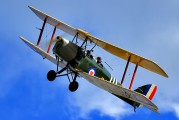 G-ALUC - Private de Havilland DH. 82 Tiger Moth aircraft