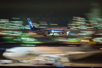 JA603A - ANA - All Nippon Airways Boeing 767-300ER
