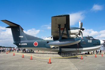 71-9902 - Japan - Maritime Self-Defense Force ShinMaywa US-2