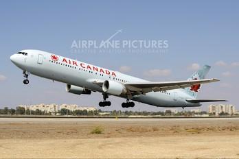 C-FMWP - Air Canada Boeing 767-300ER