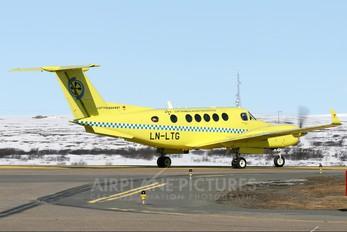 LN-LTG - Lufttransport Beechcraft 200 King Air