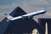 N527UA - United Airlines Boeing 757-200 aircraft