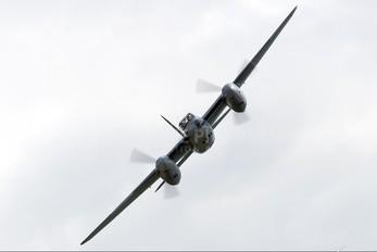 ZK-MOS - Private de Havilland DH. 98 Mosquito FB.26