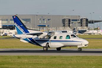 OK-HLB - Aerotaxi Mitsubishi MU-2 (all models)