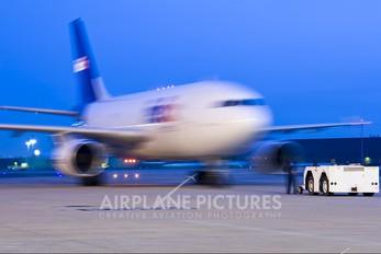 N815FD - FedEx Federal Express Airbus A310F