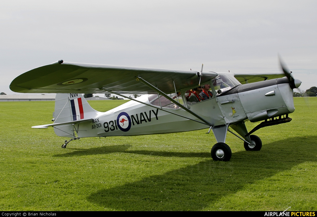 Auster Aircraft Photos | Airplane-Pictures.net