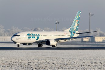 TC-SKH - Sky Airlines (Turkey) Boeing 737-800
