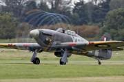 G-HHII - Private Hawker Hurricane IIB aircraft