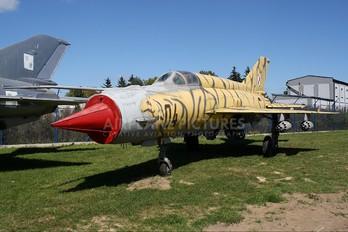 04 - Poland - Air Force Mikoyan-Gurevich MiG-21M