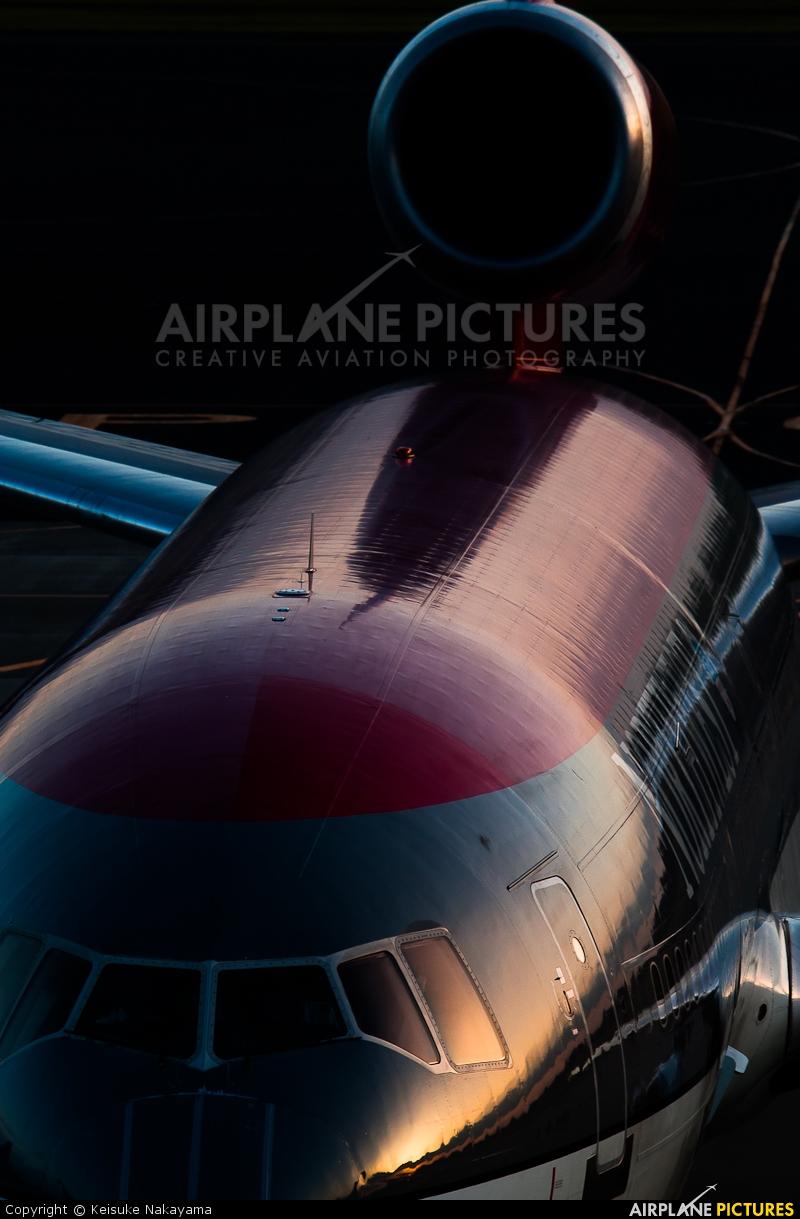 Northwest Airlines N238NW aircraft at Tokyo - Narita Intl