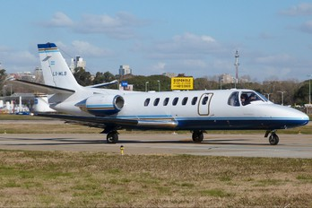 LV-WLS - Private Cessna 560 Citation Ultra