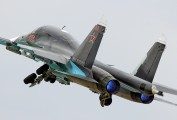 05 - Russia - Air Force Sukhoi Su-34 aircraft
