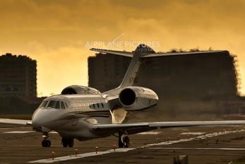 N786XJ - Private Cessna 750 Citation X