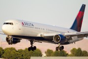 N130DL - Delta Air Lines Boeing 767-300 aircraft