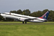 HS-CMV - Thailand - Air Force Boeing 737-400 aircraft