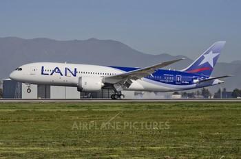 CC-BBA - LAN Airlines Boeing 787-8 Dreamliner