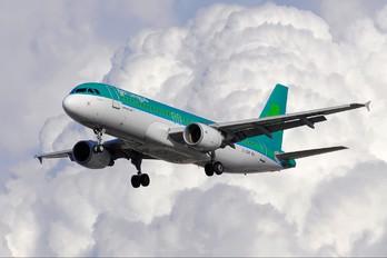 EI-DVH - Aer Lingus Airbus A320
